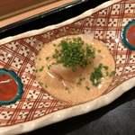 118947874 - カワハギ肝醤油