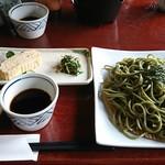 もりしげ - 美味しそうな蕎麦定食