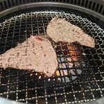 神田焼肉 俺の肉 - 神田焼肉 俺の肉 南口店(東京都千代田区鍛冶町)俺の肉デラックス盛り 800g
