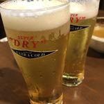 温泉旬菜 ねむの季 - ドリンク写真:エキストラコールド