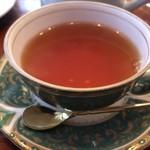 天鏡閣 - ドリンク写真:紅茶