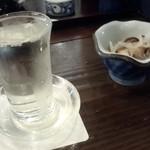 118962873 - 日本酒はもっきりで提供です