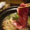 よろづや - 料理写真:信州牛の出汁しゃぶ