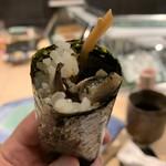 第三春美鮨 - 炙り〆鯖巻 真鯖 750g 釣 岩手県普代