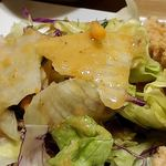 pier69 - 付け合わせのサラダ
