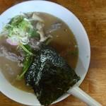 ラーメンたじま - 料理写真:牛筋ラーメン