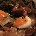 六花亭 - 角煮丼セット@1,200円の角煮丼