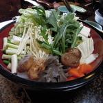 料理旅館 高砂 - 野菜