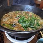 料理旅館 高砂 - 牡丹鍋