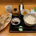 ぽん太 - 造り定食。2,300円