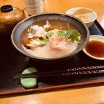 ぽん太 - 海鮮丼 1,800円