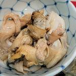 tachiguisakurazushi - ばい貝