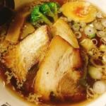 白沢亭 - 料理写真:チャーシュー麺