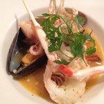 セル ドール - 魚料理:ブイヤベース