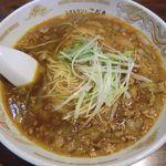 こだま - タンタンメン(大盛)