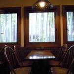 菩提樹 - 【2012.3 】窓から見える風景