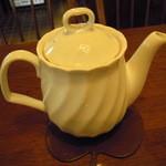 菩提樹 - 【2012.3 】紅茶ポット