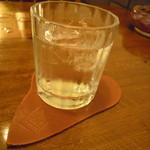 菩提樹 - 【2012.3 】水のコップ