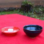 金閣寺不動釜茶所 - お抹茶