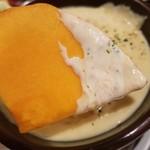 イタリアン酒場ナチュラ - 濃厚なクリームチーズが絶妙✨