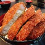 118987470 - ソースかつ丼(1,380円・別)