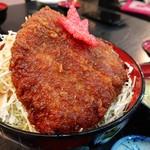 118987479 - ソースかつ丼(1,380円・別)
