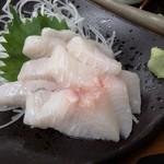 小笠原食堂 - ブリ刺身
