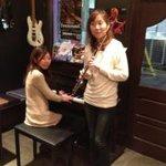 TommommiC - 3/26(月) Shiraoka Rieko & Hiruma Chihoフルート&オルガンによるミニ・ライブ開催決定!