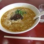 楽 - 料理写真:四川坦々麺