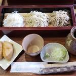 蕎麦戯 さか本 - 料理写真: