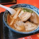 中華レストラン悟空 - 角煮ラーメン