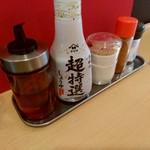 創作和食居酒屋 がん - 料理写真:卓上の様子