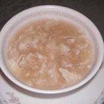 119767 - 蟹肉と卵のフカひれスープ