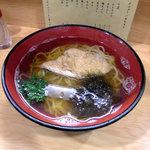七味 - 料理写真:きつねうどん