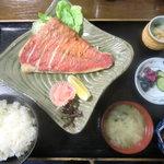 11900205 - 金目塩焼定食