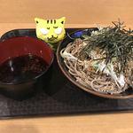 119001272 - 肉蕎麦並(1玉)590円(税込)
