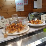 野坂茶屋 - アップルパイ
