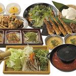 とり鉄 - とり鉄の新名物『焼炊き鍋』付の宴会コースは2,500円~♪