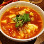 CHINESE BISTRO 802 - アジアンな麻婆豆腐