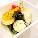 町田季節野菜のピクルス
