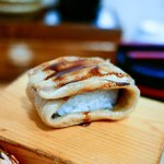 魚路 - 料理写真:極上一本穴子