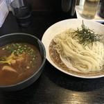 119015105 - つけ麺(あっさり)