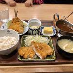 橋本わっぱ定食堂 - 料理写真:3品選ぶセット