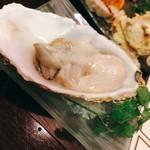 オステリアサンテ - 生牡蠣