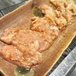焼肉四季 - 脂ぷりぷりコテッチャン