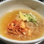 焼肉四季 - 冷麺