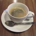 自家製ピッツァ&ステーキ 肉バル ビステッカ - ランチドリンク コーヒー(ホット)