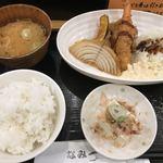 なみ一 - ミックフライ定食