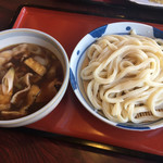 徳一うどん  - 料理写真:肉汁うどん