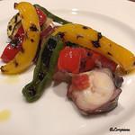 まつばら - 料理写真:蛸のマリネと夏野菜のグリッリア